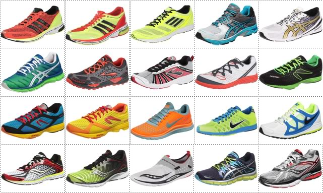 Running Shoes Myths